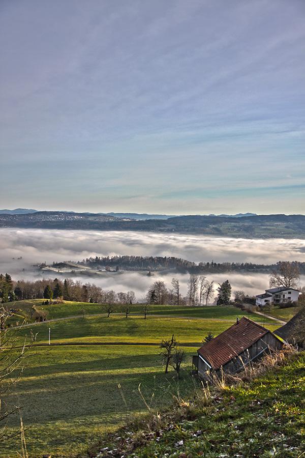 Nebel im Anmarsch