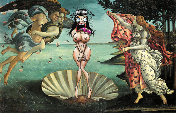 Geburt der Venus (B-Movie Version)