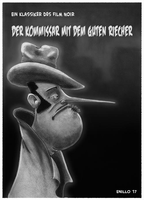 Film Noir Plakat