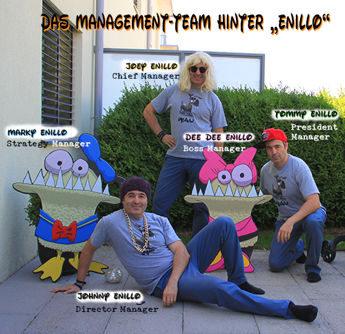 Enillo Management-Team