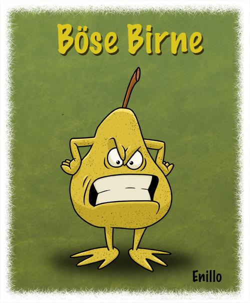 Boese Birne