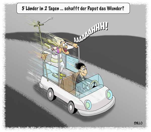 Pope-mobil