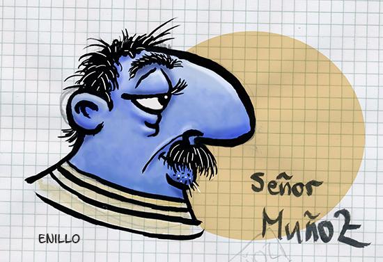 Señor Muñoz