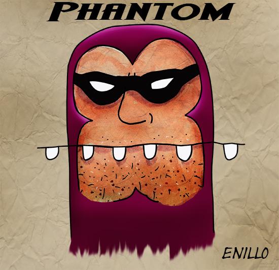 Kit Walker alias Das Phantom