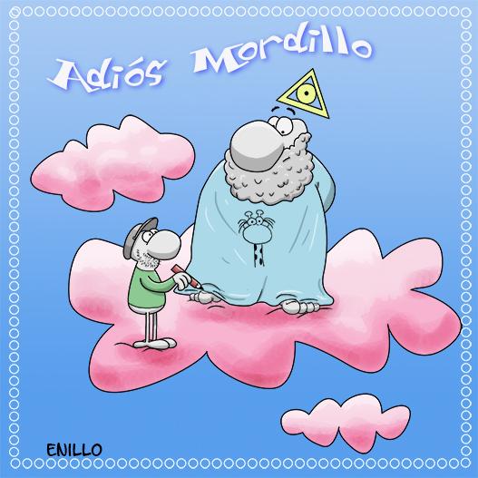Adios Mordillo