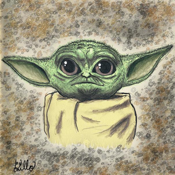 Yodas Cousin